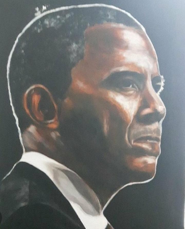 Barack Obama by Reindinho